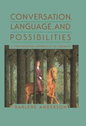 cover of conversation, language and possibilities