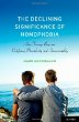 Cover of The Declining Influence of Homophobia